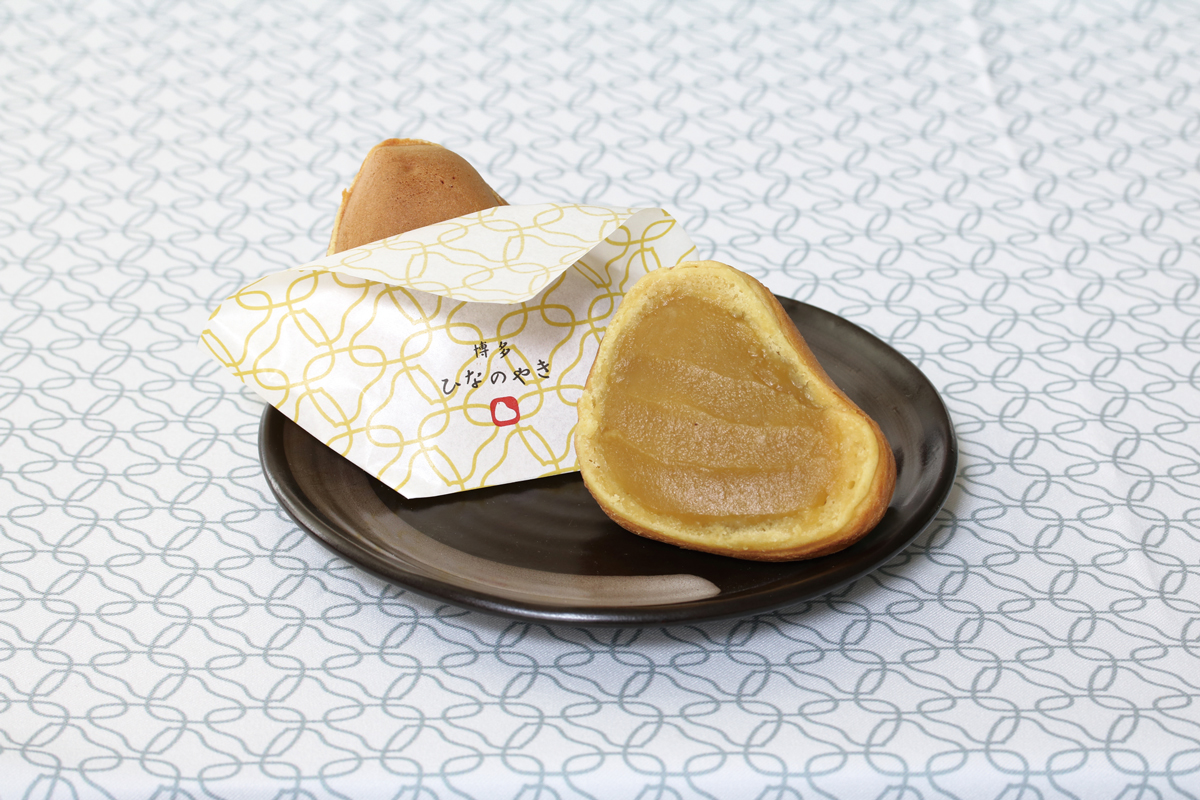 博多ひなのやき 芋あん(1個)(200円)【㈱ひよ子】