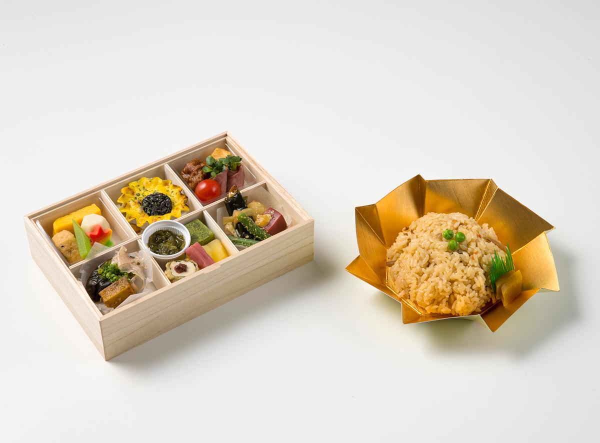 茶寮弁当(1折)(1620円)【日本料理 茶寮このみ】