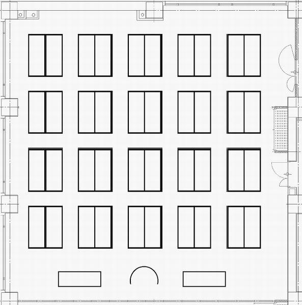 福岡商工会議所 貸会議室406〜407号室