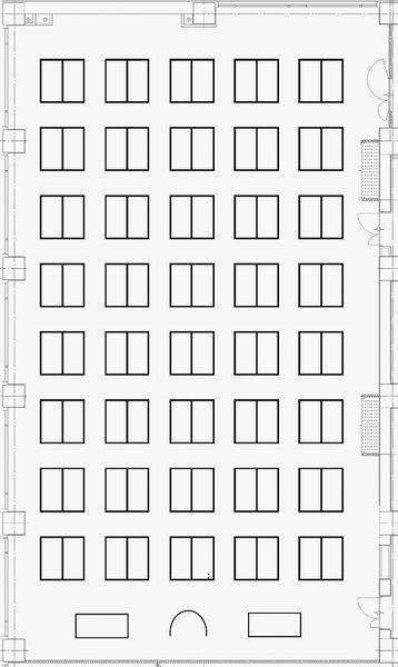 福岡商工会議所 貸会議室406〜408号室