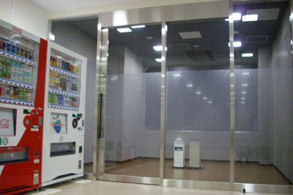 福岡商工会議所 貸会議室 館内喫煙ルーム