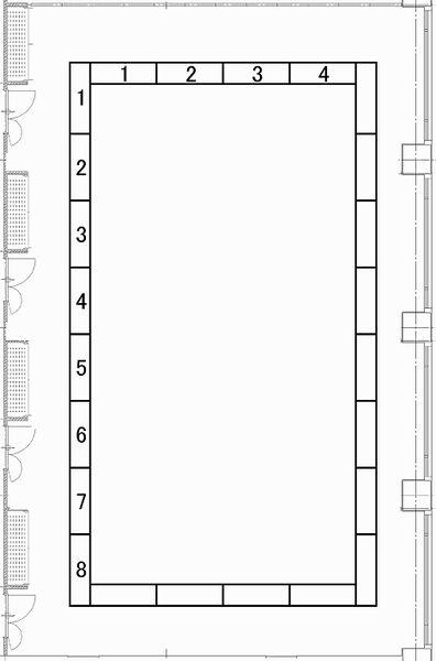 福岡商工会議所 貸会議室402〜405号室