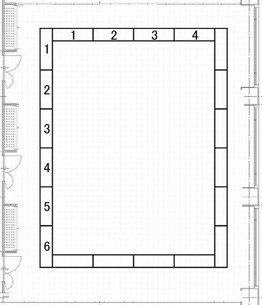 福岡商工会議所 貸会議室403〜405号室