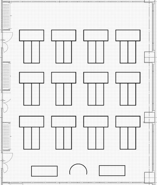 福岡商工会議所 貸会議室402〜404号室