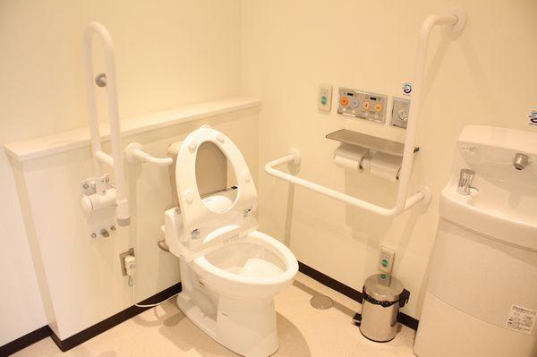 福岡商工会議所 貸会議シチュ 多目的トイレ