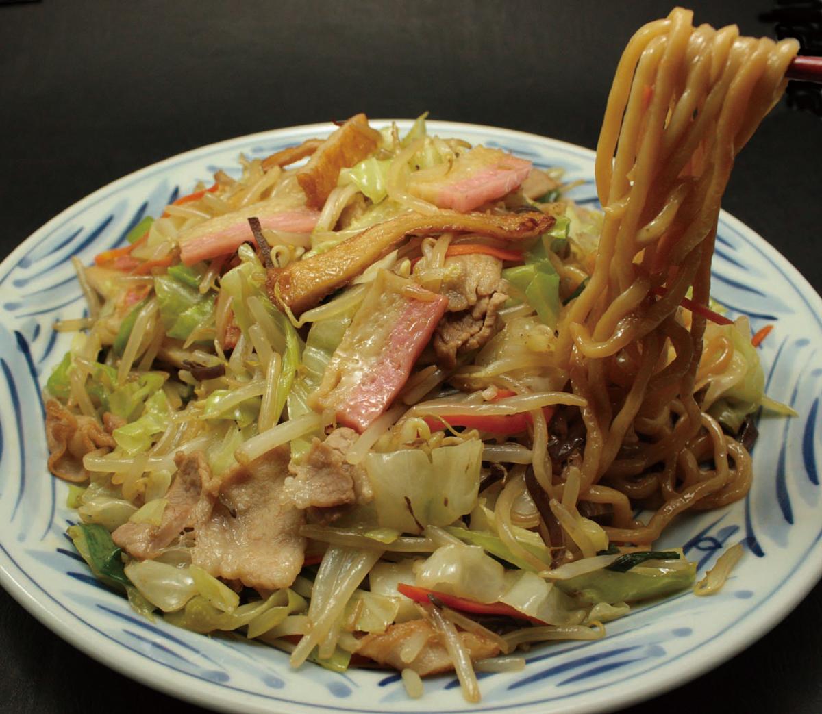 博多皿うどん(2食)(1620円),【福新樓】