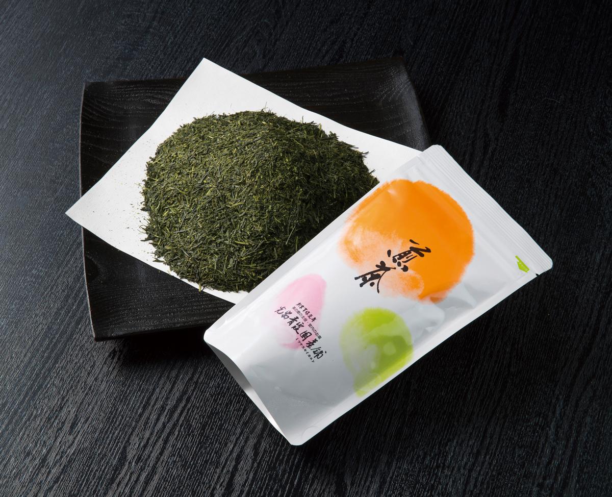 煎茶詰め放題(1,080円)【㈱光安青霞園茶舗】