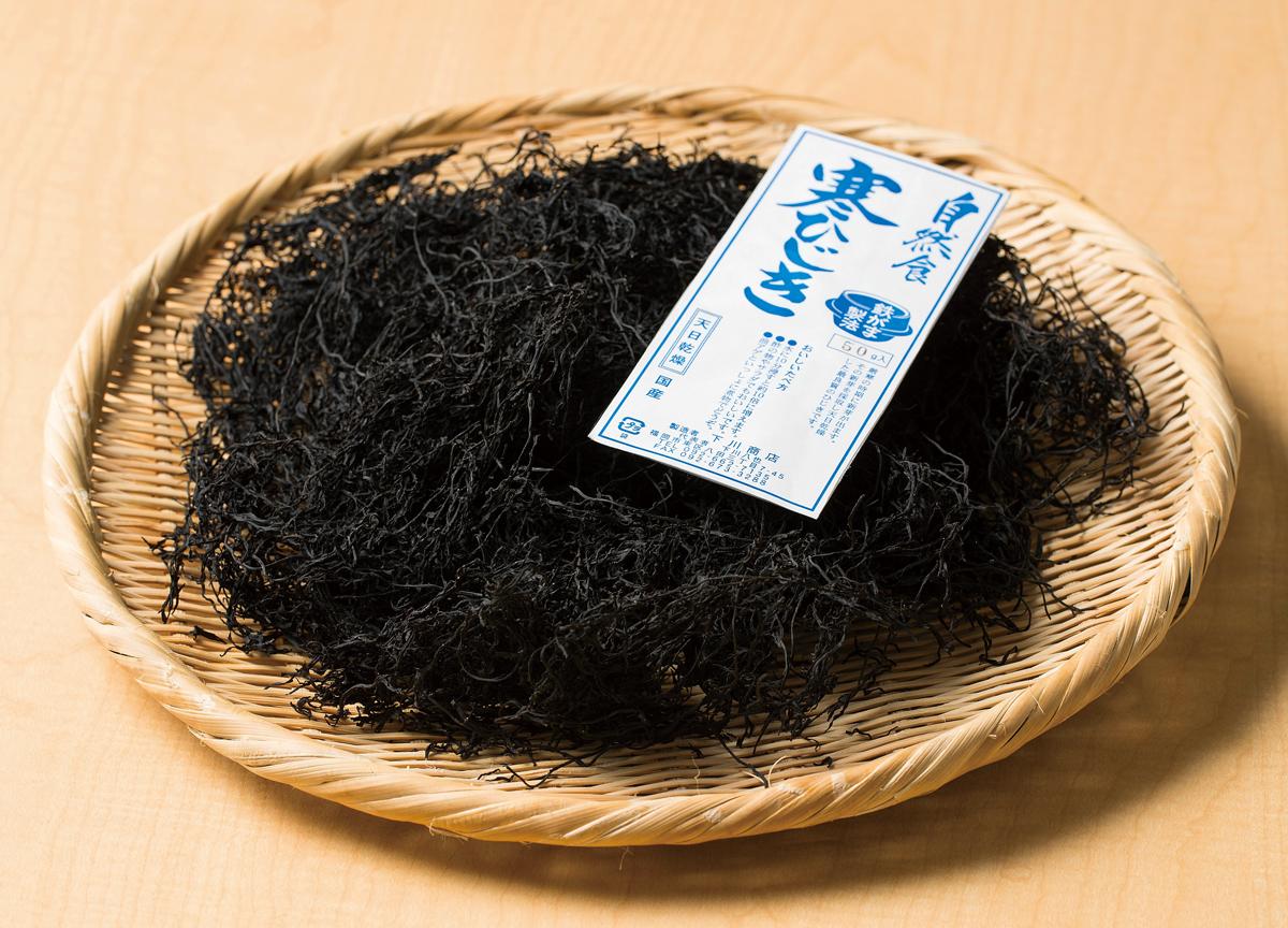 寒ひじき(1袋)(1,080円)【下川商店】