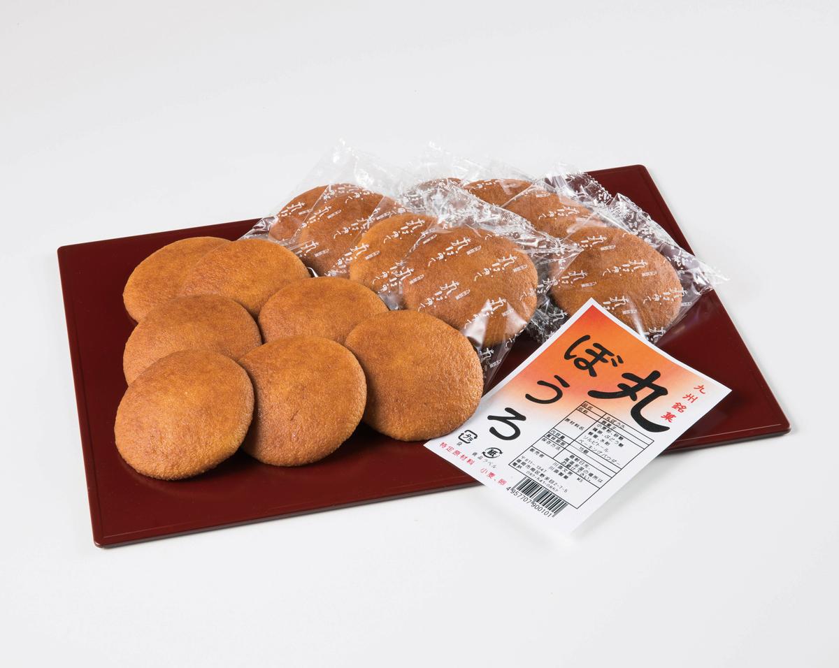 丸ぼうろ(15枚・540円)【川添製菓】