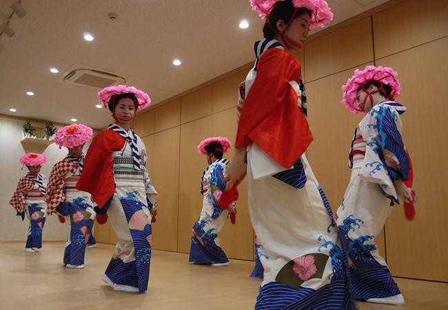 博多伝統芸能館 四季の会