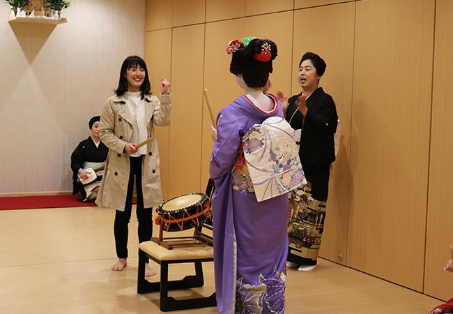 博多伝統芸能館 博多芸妓