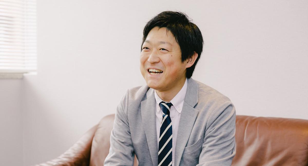 福岡商工会議所職員 樵田さん