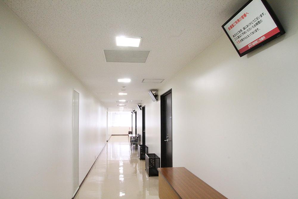 福岡商工会議所ビル 3Fフロアマップ