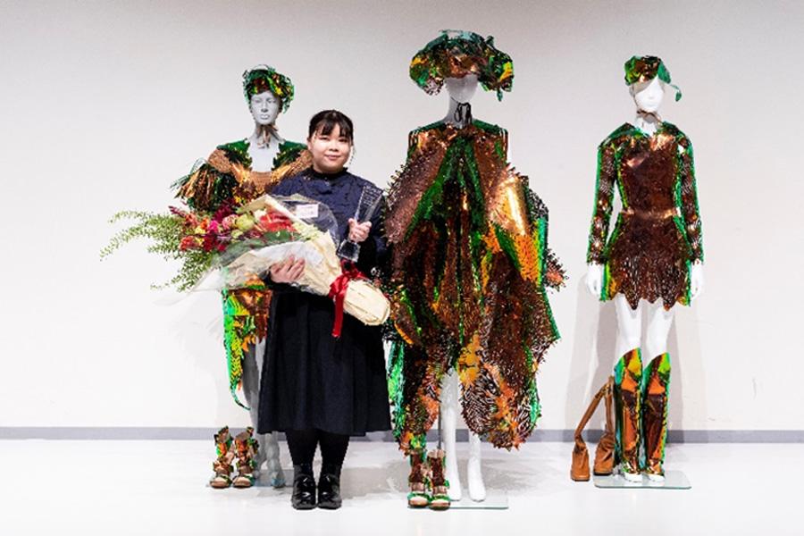 伝統工芸×アート×ファッション「福岡城ファッションショー」