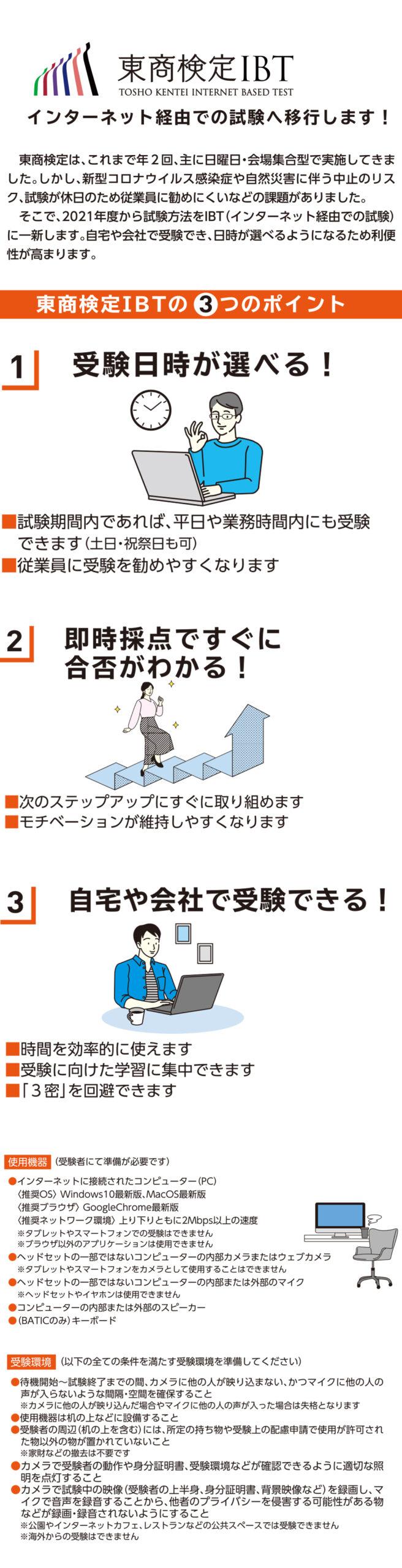 東商検定IBT